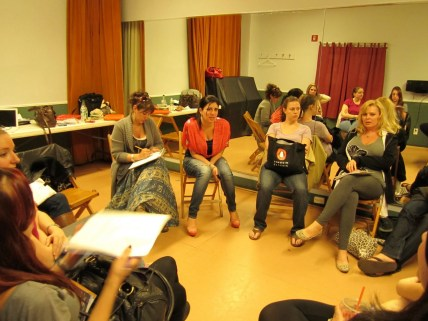 Rehearsal Pictures!