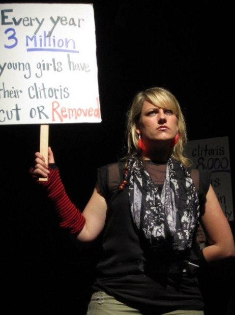 Andrea Bertola directed The Vagina Monologues in 2011 to sold-out audiencs at the Triad Theater.