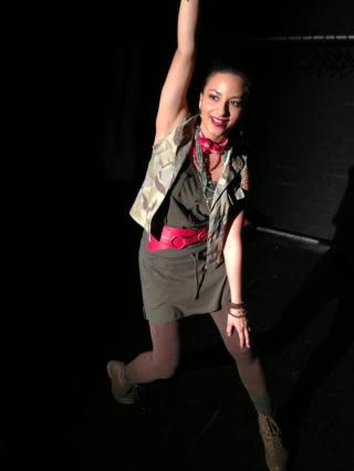 Jacelyn Lisette Ramos in The Vagina Monologues