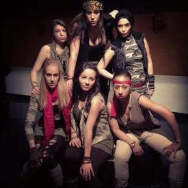 Meet the Tribe- Lindsay Bracco, Justine Beirne, Billie James-Vogel, Rachel Brill, Katie Purple and Jacelyn Lisette Ramos.